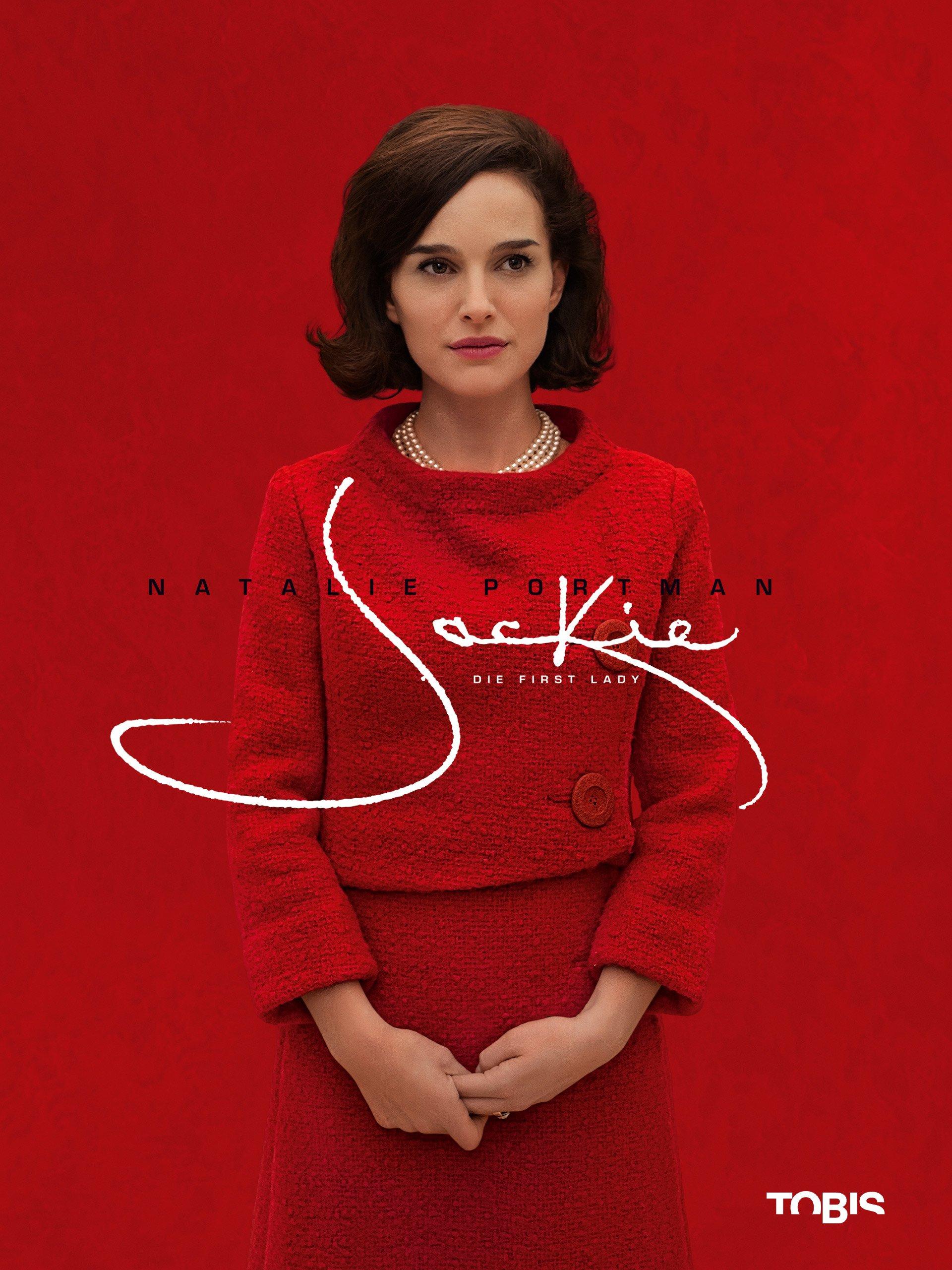 Dreifach Oscarnominiert: «Jackie: Die First Lady» (IMDb 6,7 – RT 87%) kostenlos im Stream [Arte Mediathek]