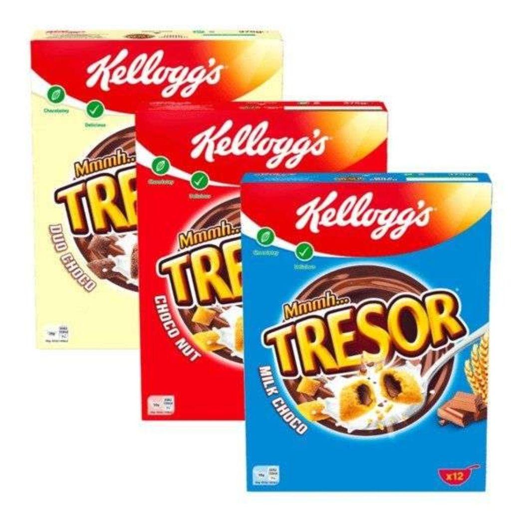 [Rewe] 2x Kellogg's Tresor mit Payback und Coupons für effektiv 1,28€ (Stückpreis = 0,64€)