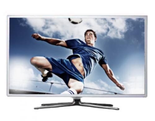 Samsung UE37ES6710 SXZG 94cm 3D LED-TV weiss für 499€ inkl. Versand