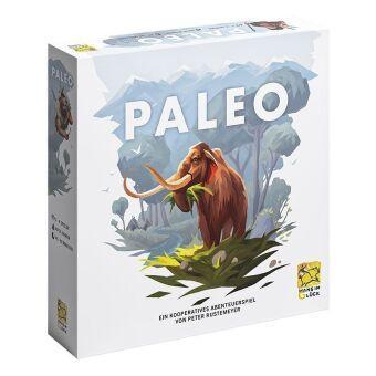 [Thalia] Paleo - Ein kooperatives Abenteuer Brettspiel für 2-4 Spieler für 29,57€/30,59€ + bis zu 300 Paybackpunkte (im Thalia Club)