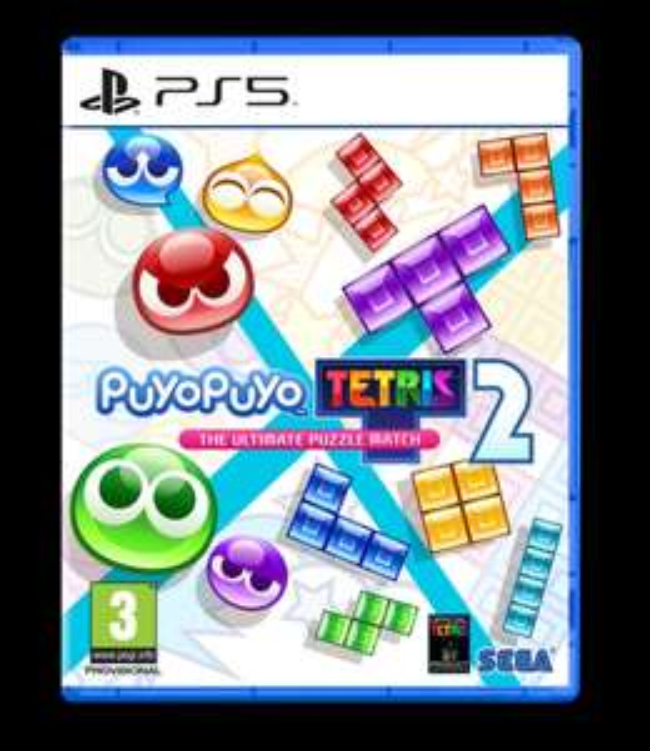 [Prime] Puyo Puyo Tetris 2, PS5