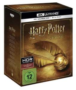 Harry Potter: The Complete Collection (4K Ultra HD) (Blu-ray) | Deutsche Version