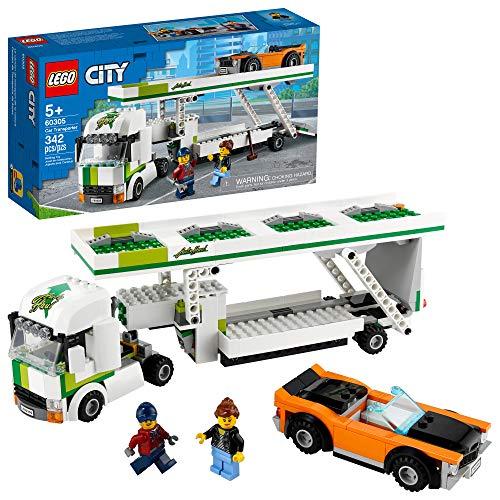 [amazon | prime] LEGO City 60305 Autotransporter [Klemmbausteine]