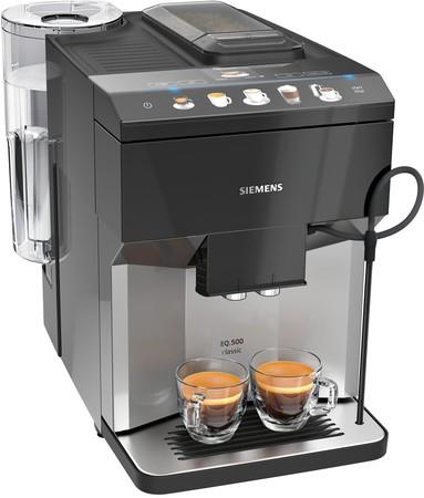 SIEMENS EQ.500 classic - TP503D04 grau Kaffeevollautomat