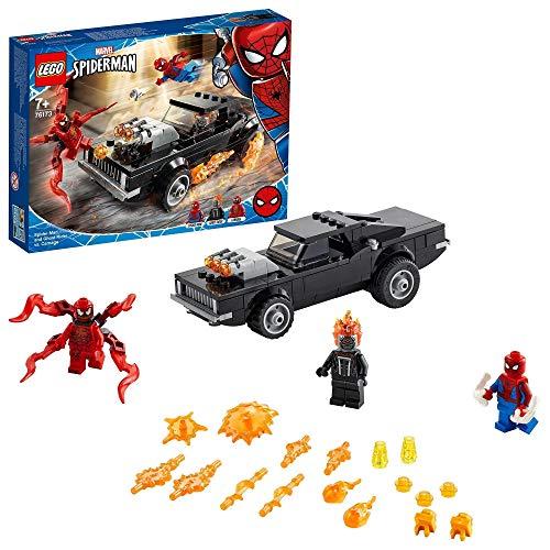 [amazon | prime] LEGO Super Heroes 76173 Spiderman und Ghost Rider vs. Carnage