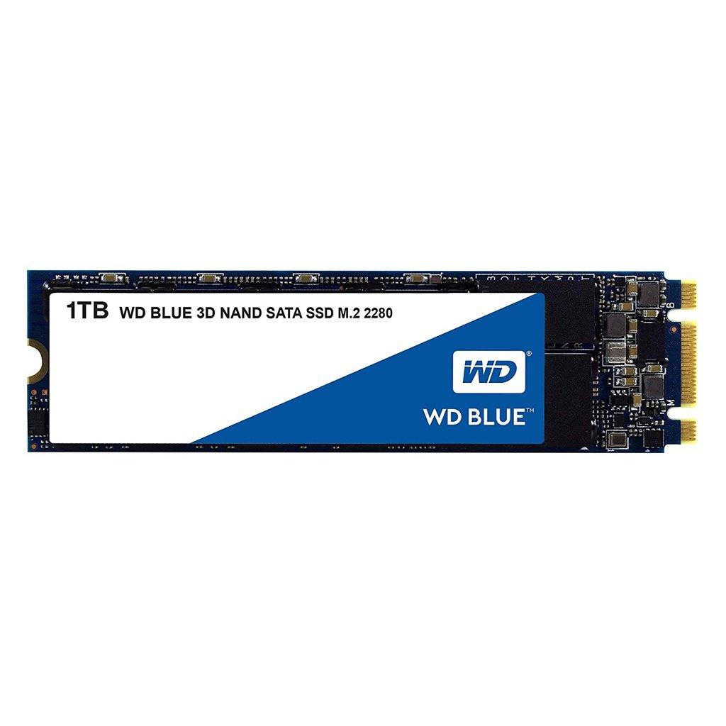 WD Blue 3D NAND Internal SSD M.2 SATA 1TB B-Ware