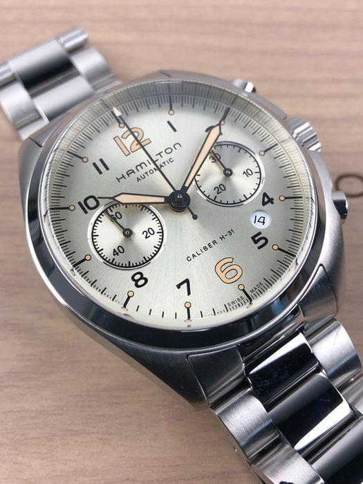 20% auf Uhren von Hamilton bzw. Rado @Ashford - z. B. Hamilton Khaki Aviation Pilot Pioneer Automatikuhr Chronograph
