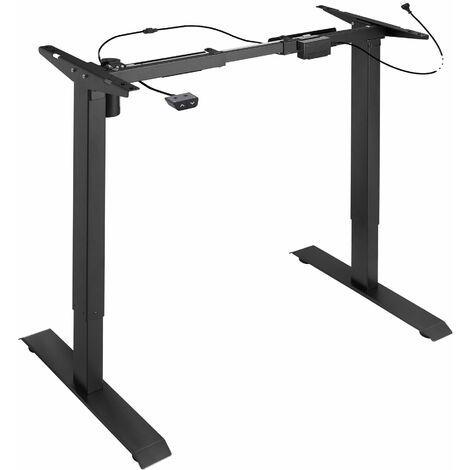 Elektrisch höhenverstellbares Tischuntergestell