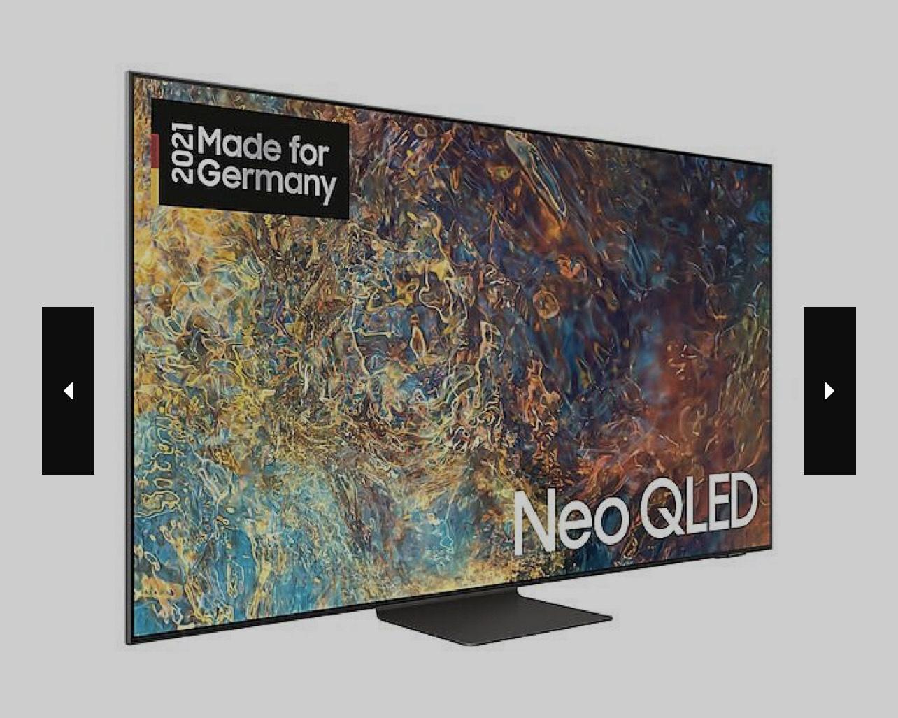 Samsung Aussteller GQ65QN95AATXZG Neo QLED Neupreis 2841,42€