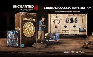 Uncharted 4: A Thief's End - Libertalia Collector's Edition (PS4) [Expert]