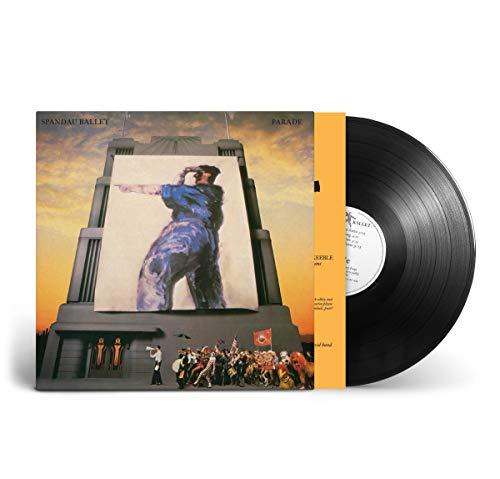 Spandau Ballet - Parade - Vinyl [Prime, sonst +3€] Schallplatte, LP