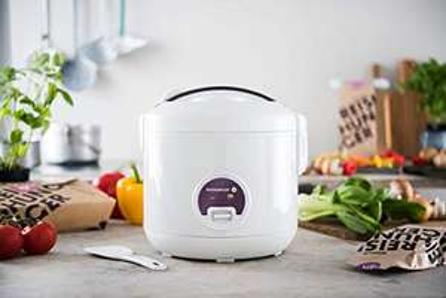 Reishunger Reiskocher & Dampfgarer inkl. Zubehör für 29,99€ / mit Keramik Beschichtung für 36,99€