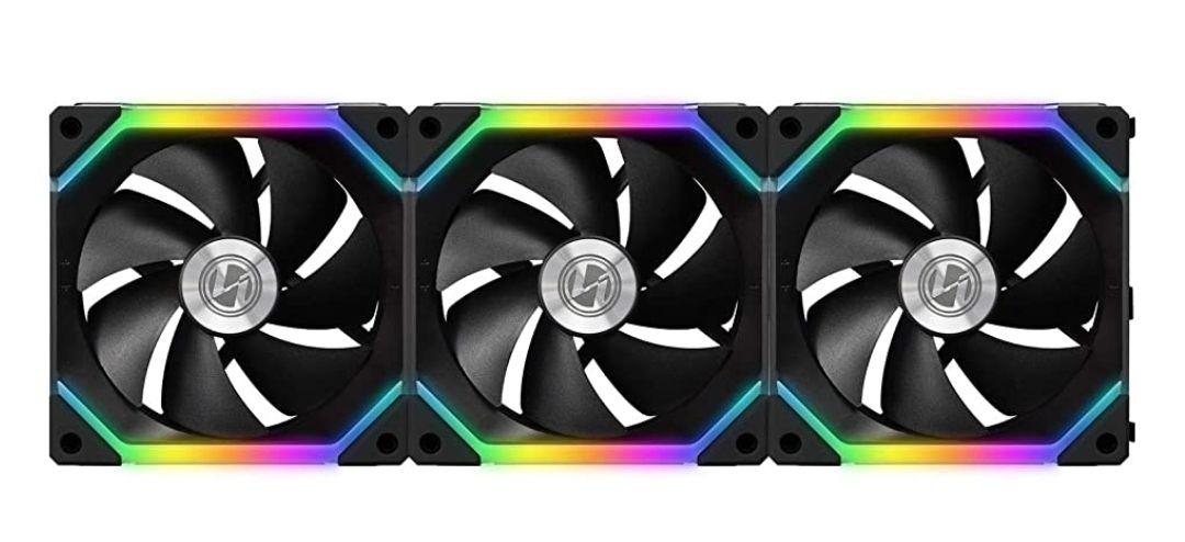 Lian Li VENTILADOR 120X120 Uni Fan SL120 KIT X3UD weiß oder schwarz