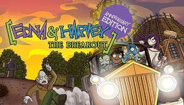Edna & Harvey: The Breakout - Anniversary Edition (Steam)