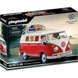 Playmobil Volkswagen T1 Camping Bus 70176 (74 Teile) [ALTERNATE]
