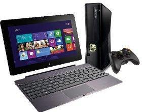 AMAZON DEAL: Asus Vivo Pad TF600T TabletPC + Xbox360 kostenlos