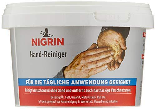 (Amazon Prime) NIGRIN 72268 Handreiniger / Handwaschpaste 500ml Eimer