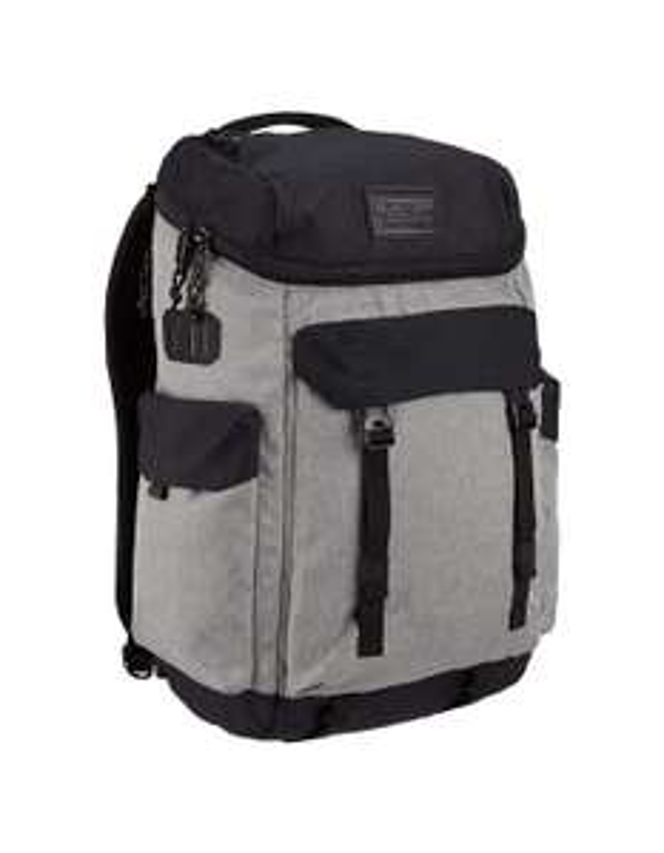 Burton Annex 2.0 Gray Heather 28L Backpack