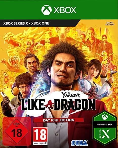 Yakuza 7: Like a Dragon - Day Ichi Edition (Xbox One) für 19,99€ + Versand