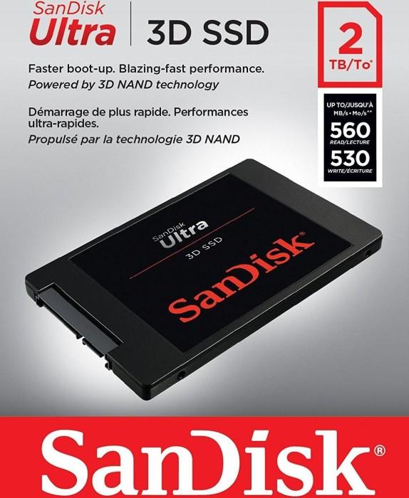 Speicherwoche [KW17]: z.B. SanDisk Ultra 3D SSD 2TB - 149€ | Western Digital WD My Book 8TB - 119€ | G-Drive Mobile Pro SSD 1TB - 289€