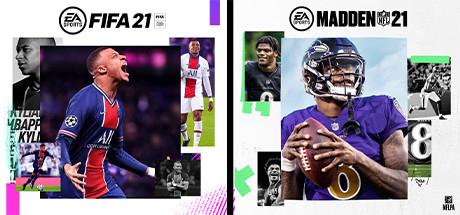 FIFA 21 + Madden NFL 21 für 26,12€ im Steam Store