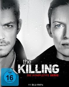 The Killing - Die Komplette Serie (Blu-ray) für 33,99€ inkl. Versand (Bol.de)