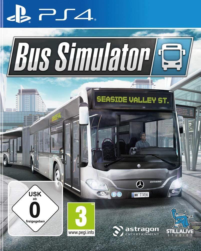 Bus Simulator (PS4) [Amazon Prime]
