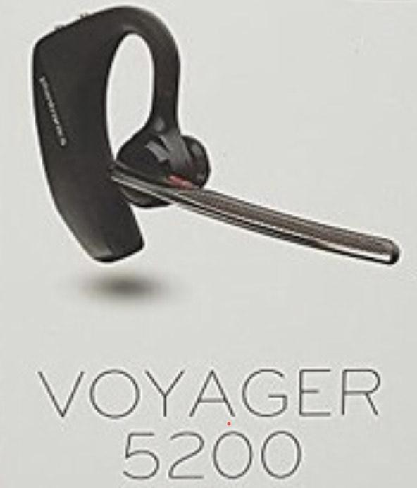 Plantronics Voyager 5200 Headset