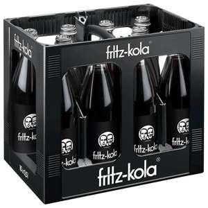 [Citti Märkte] Fritz Kola oder Limonaden Kasten 10x0,5l für 8,99€ mit der Citti Card