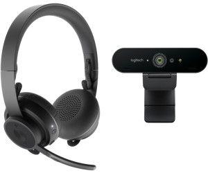 Logitech Pro Personal Video Collaboration Kit für Videokonferenzen (991-000309) [Future x]