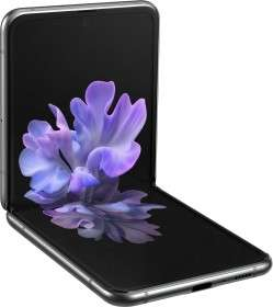 "SAMSUNG Galaxy Z Flip 5G - 6.7"" Dual-SIM Smartphone (8GB/256 GB, NFC, 802.11ax, SD865+, 3300mAh, Android 11) + 200€ Samsung Pay Guthaben"