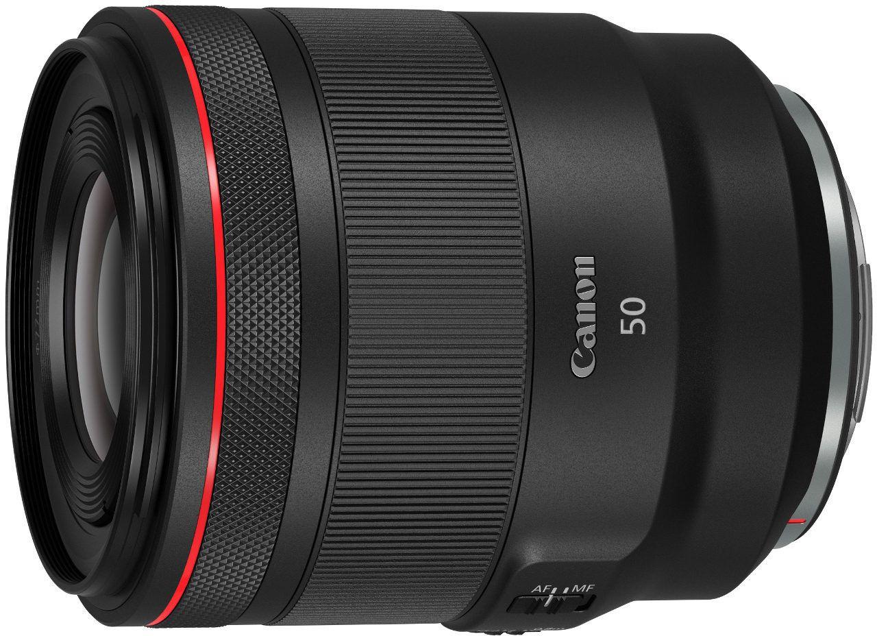~17% auf gesamte Sortiment durch Mehrwertsteueraktion - z.B. Canon RF 50mm f1.2 L USM Objektiv