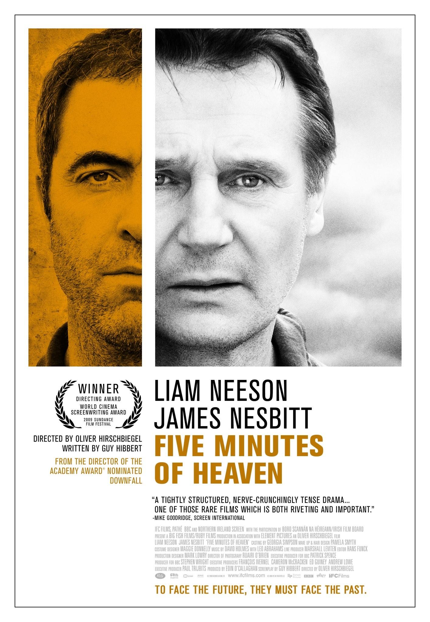 «Five Minutes of Heaven» (IMDb 6,6 – RT 75%) mit Liam Neeson kostenlos im Stream [ARD Mediathek]