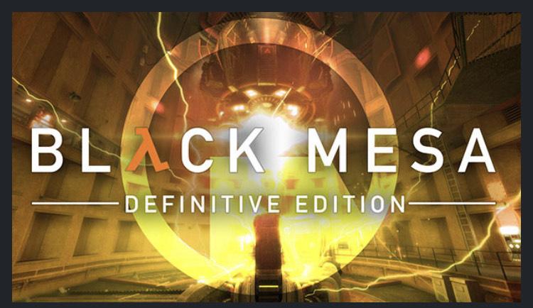 [Steam] Black Mesa - Definite Edition