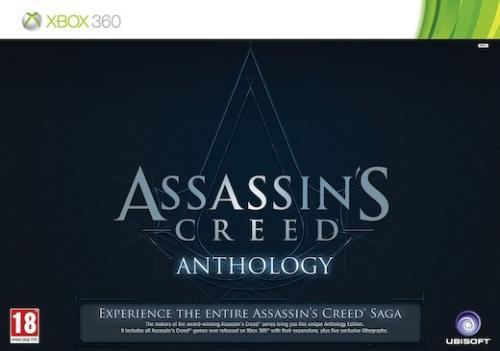 (Xbox 360) Assassins Creed Anthology für 63,35 €
