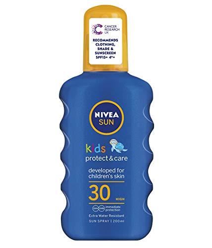 (Amazon Prime) Nivea Sonnenspray LSF 30 Kids