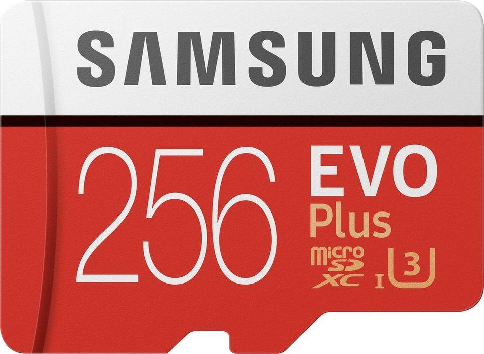 [Otto-Up / Nur Otto App] Samsung »EVO Plus 2020 microSD« Speicherkarte (256 GB, UHS Class 3, 100 MB/s Read für 24,30€ / 512GB für 69,30€