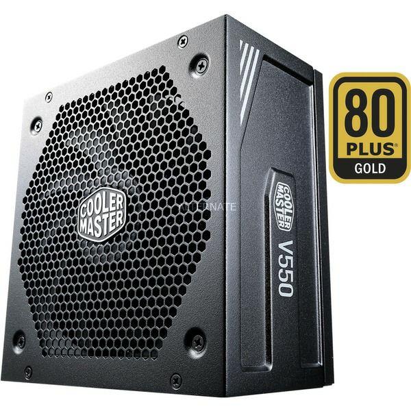 Cooler MasterV550 Gold - V2 550W, PC-Netzteil