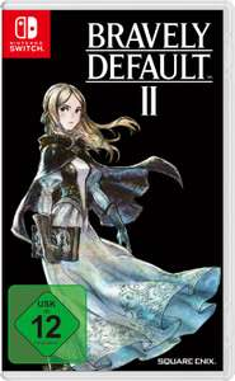 [MM & Amazon] Bravely Default II für Nintendo Switch (Metascore 76 | User Score 8.1)