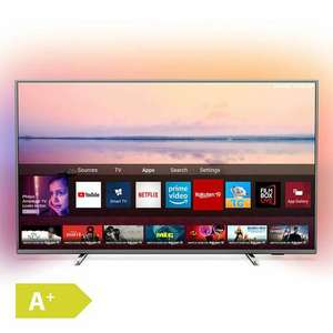 """Philips 50PUS6754 - 126cm 50"""" (Ultra HD 4K, 3-Fach Ambilight, HDR, Smart TV, HDR10+/Dolby Vision, PVR) [Amazon]"""