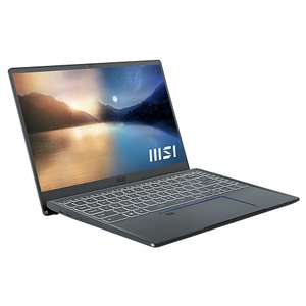 "MSI Prestige 14 Evo i7-1185G7 16GB 512GB SSD 14"" Full HD Iris Xe Win10 - ALU Case"