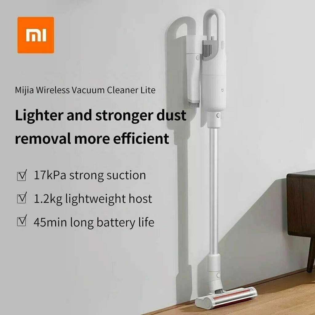 Xiaomi Mi Vacuum Cleaner Lite Akku-Staubsauger (bis 17kPa, 2 Stufen, 2500mAh 13-45min Laufzeit, HEPA) - EU Versand
