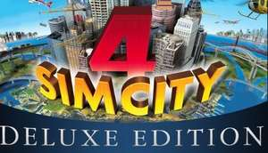 Sim City 4 - Deluxe Edition [Steam Key für den PC]