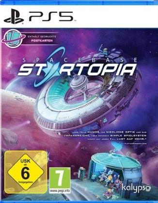 Spacebase Startopia für Playstation 5 (Ps5) bei Netgames