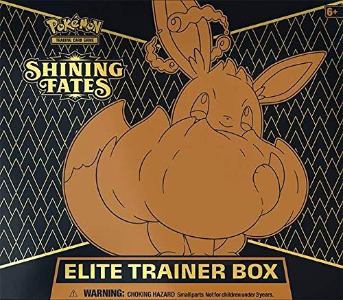 Pokemon TCG Shining Fates ETB Englisch Amazon UK