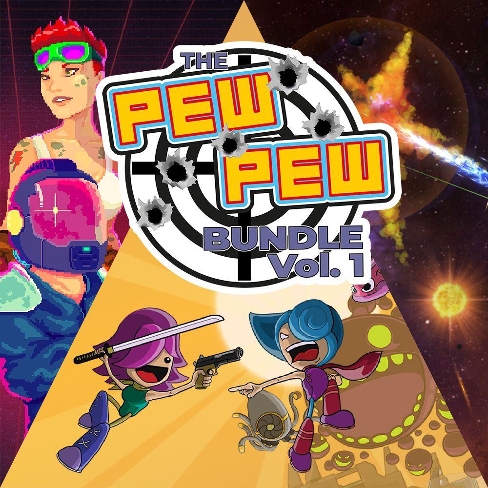 The Pew Pew Bundle Vol. 1 Nintendo Switch E-shop