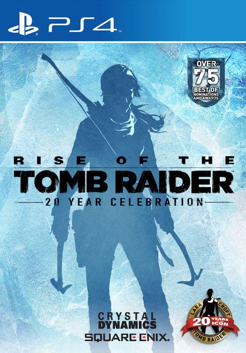 Rise of the Tomb Raider 20-Jähriges Jubiläum (PS4) für 9,99€ inkl. Versand (Square Enix)