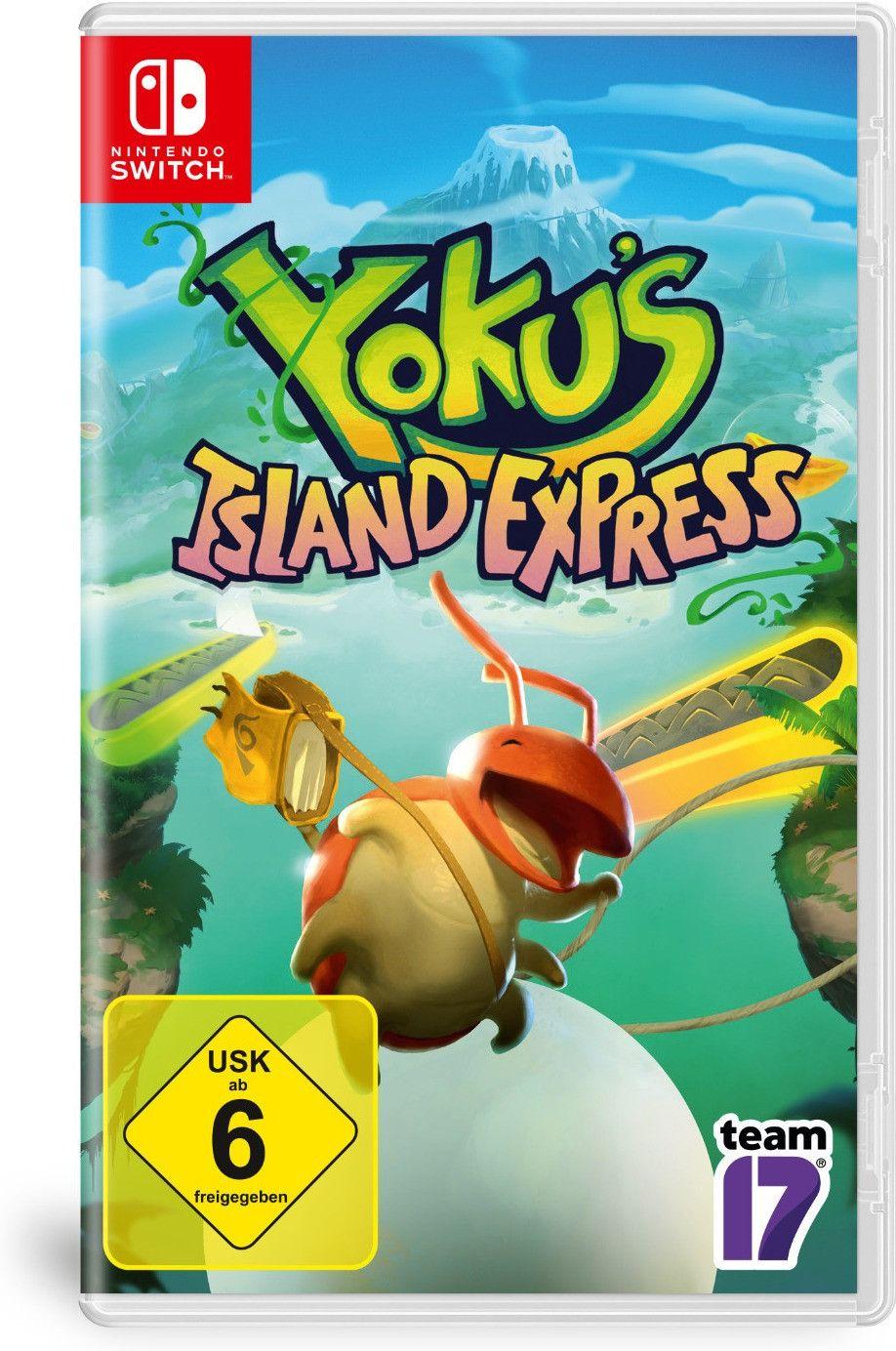 Yoku's Island Express - [Nintendo Switch] [Mediamarkt Abholung]