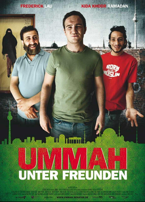 """[ARD Mediathek] """"Ummah - Unter Freunden"""" mit Kida Ramadan und Frederick Lau kostenlos streamen [IMDb 6.5]"""