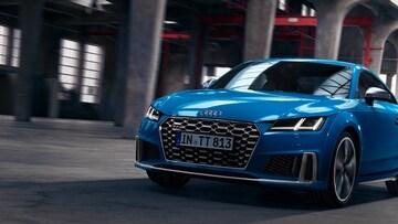 [All inclusive Auto-Abo / Leasing privat] Audi TTS Coupé (6 Monate)